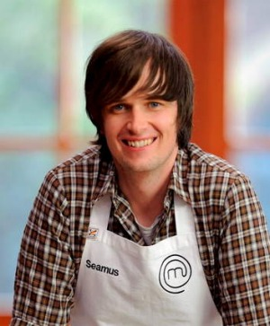 Former Masterchef contestant Seamus Ashley will be cooking at CERES' new Merri pop-up kitchen.