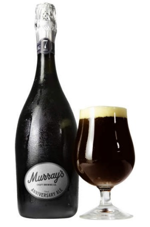 Murray's Anniversary Ale is an ambitious beer.