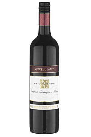 2008 Mcwilliams 1877 Shiraz Cabernet Sauvignon Good Food