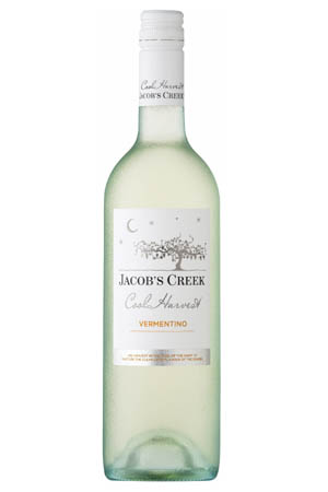 Huon Hooke - Jacob's Creek Cool Harvest Vermentino 2012