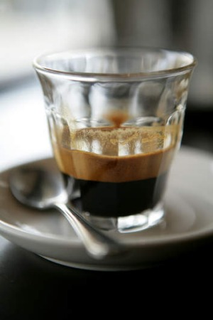 Fresh beans can help deliver an espresso with a good crema.