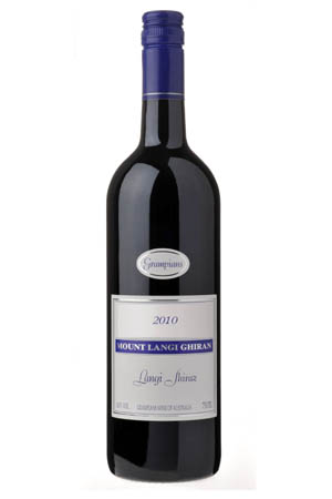 Huon Hooke - Mount Langi Ghiran Vineyards Langi Shiraz, Grampians 2010
