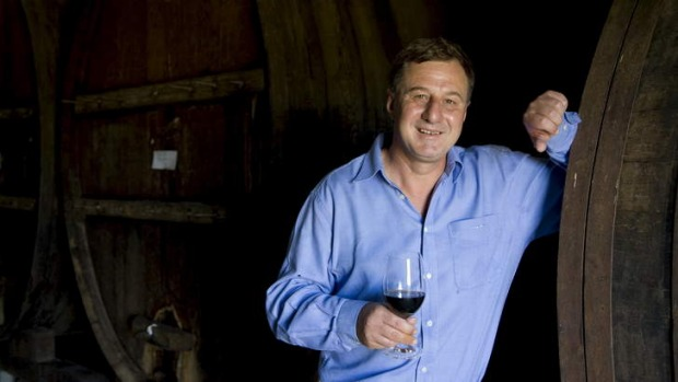 In the family: Winemaker Darren de Bortoli.
