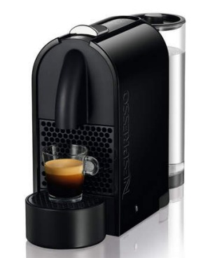 Nespresso U scored 16 out of 24.