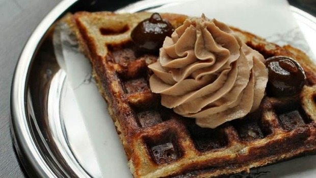 Go-to dish: Duck waffle.
