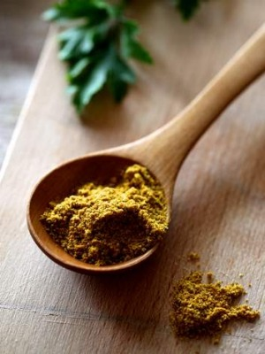 Vadouvan spice mix is sweet, mild and aromatic.