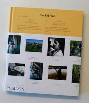 <i>Cook It Raw</i>, published by Phaidon, rrp $59.95.