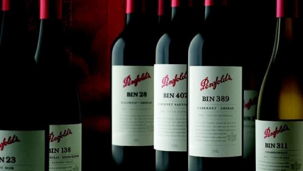 The Penfolds Bin range, the latest release is just out, ahead of the premiums in May.