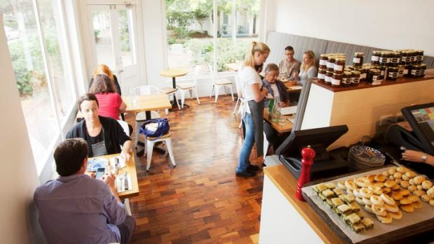 """Raising the bar: Kepos St Kitchen is far more than """"just a cafe""""."""