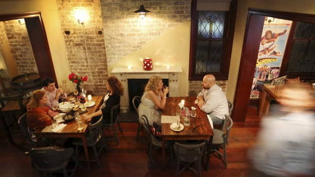 Turkish two ways: Efendy offers both fine dining and a more relaxed traditional approach.