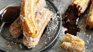 Neil Perry's churros.