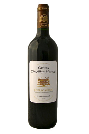 Chateau Sameillan Mazeau for April 30 Uncorked column by Ralph Kyte-Powell. Image supplied by Ralph Kyte-Powell.