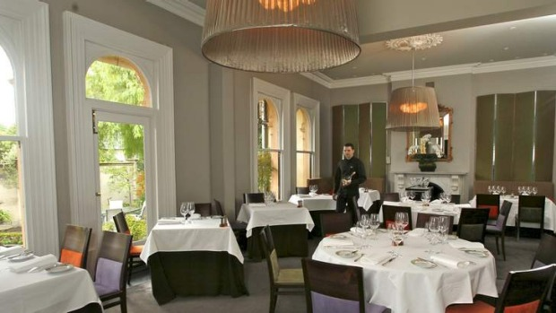 Eating at Jacques Reymond is like dining in a happy bubble of luxury and plenty.