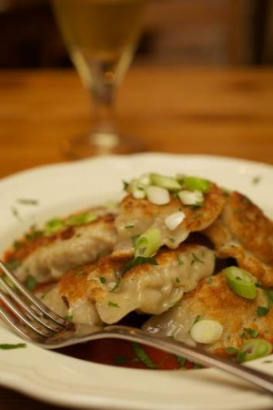 Crowd-pleasers: Pierogis are a Polish staple.