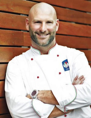 Worrying trend: Alessandro Pavoni is the second hatted chef to leave Westfield Sydney.