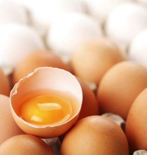 "Raw and minimally-cooked eggs are the ""single largest cause"" of the rise in salmonella poisoning, according to the ..."