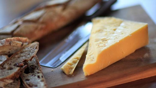 Hard and soft cheeses should always be stored inside a sealed plastic container.