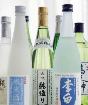 We'll drink more sake and small batch spirits.