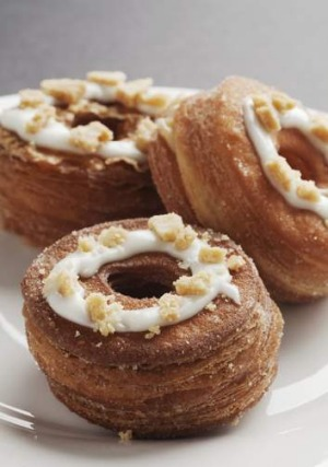 Adriano Zumbo's twist on the cronut...introducing the zonut.