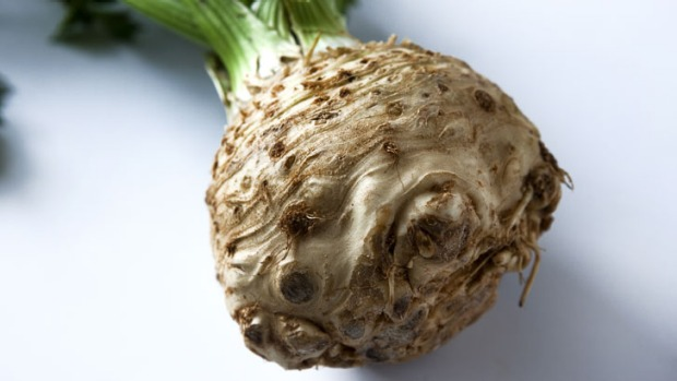 Celeriac: An exciting addition to winter produce.