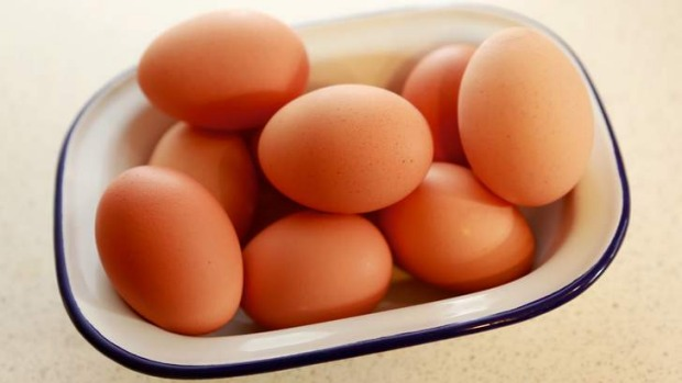 Eggs are a magic ingredient for keen bakers who are also gluten-intolerant.