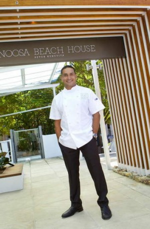 Chef Peter Kuruvita.