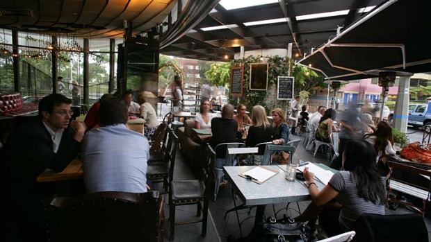 Keystone, which owns Gazebo Wine Garden (above) and a host of other Sydney venues, is rumoured to be the new owner of ...