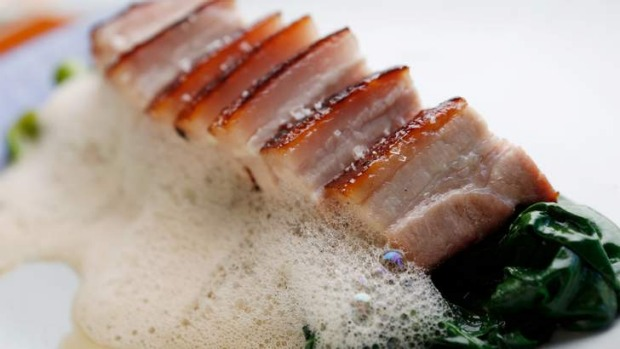 Mr Nice Guy's signature pork belly is a standout.