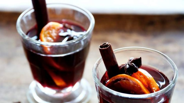 Mulled wine has been the classic warming drink since the days of ancient Rome.