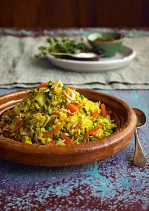 Vegetable Biryani Recipe Good Food