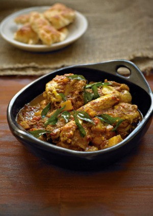 Indian style chicken curry recipe good food aromatic chicken curry forumfinder Choice Image