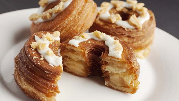 Adriano Zumbo has created his own version of the Cronut.