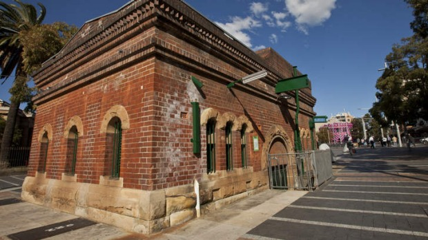 Prime locations: Many of the historical toilet blocks are located in great areas for business, such as Taylor Square ...