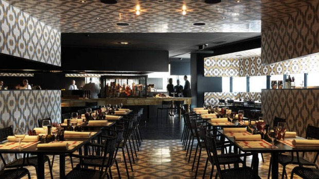 Ciao: Crown Casino eatery Giuseppe, Arnaldo & Sons was one of the first restaurants to adopt a no-bookings policy.