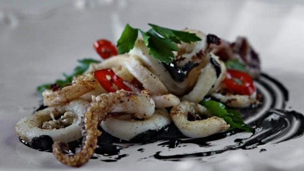 Squid ink can add a touch of drama to many familiar dishes.
