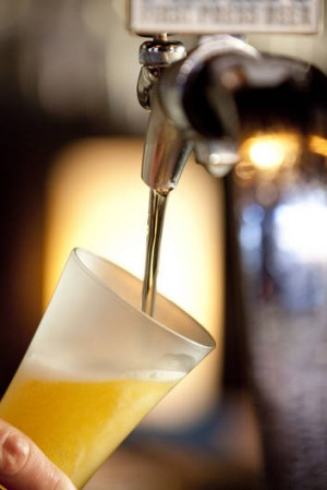 Soon beer may actually quench your thirst.
