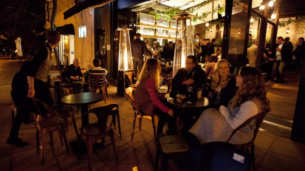 Diamond in the rough: The Hunter in Mosman has upped the food ante.