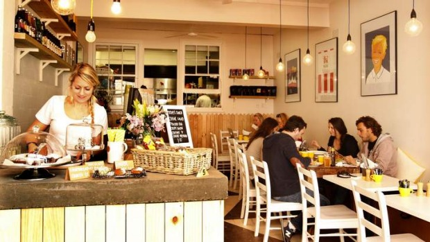 Scandinavian delight: Fika Swedish Kitchen in Manly is sweet and full of sunny attitude.