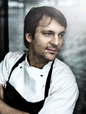 Forward thinking: Rene Redzepi from Noma in Copenhagen.