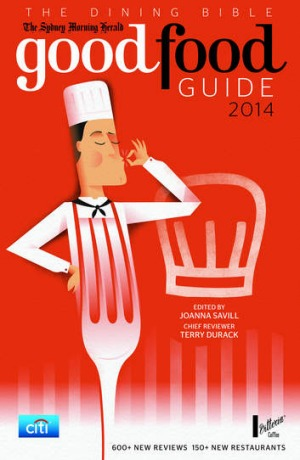 The Sydney Morning Herald Good Food Guide 2014.