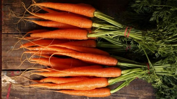 Dutch carrots ... Deep, loose soil with no rocks or stones and a fine tilth are what's needed.