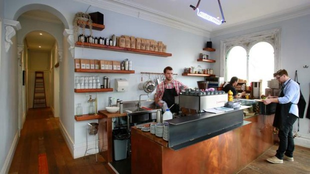 Hipster haven: Little Big Sugar Salt in Abbotsford.