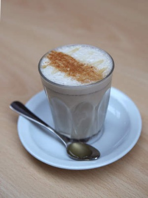 Growing in popularity ... Chai tea has morphed into chai latte in Australia.