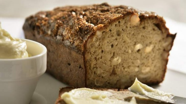 Banana bread and margarine are two no-nos.