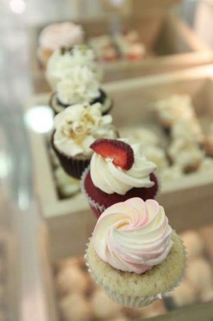 A few of the Madhatter's Cupcakes creations.