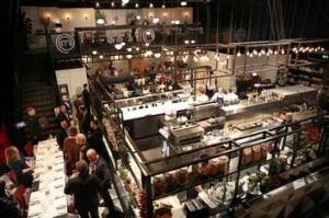 "The Masterchef ""pop-up"" restaurant in Sydney, above, is now headed to Melbourne."