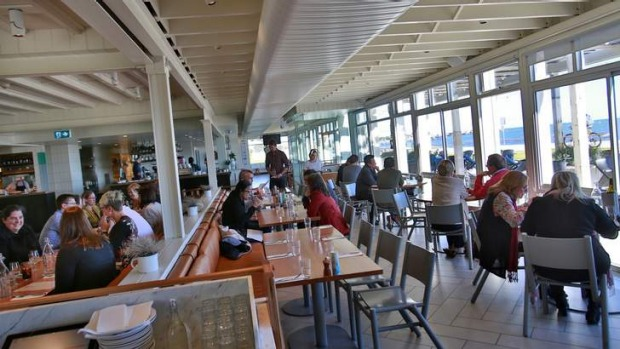 Stokehouse Cafe is a great weekend breakfast spot.