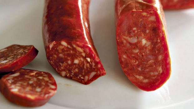 Thick and thin: Fine chorizo uses the right type of paprika.