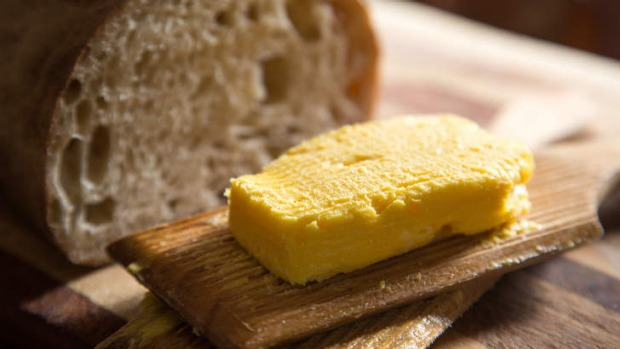 Good butter, made fresh, has a luscious flavour not found in the commercial stuff.