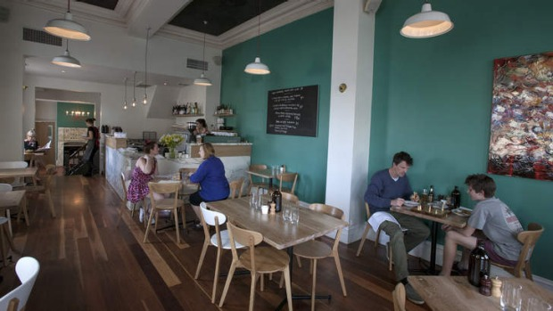Top union: This Ascot Vale newcomer is a winner.